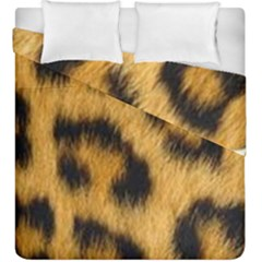 Animal Print 3 Duvet Cover Double Side (king Size) by NSGLOBALDESIGNS2