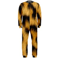 Animal Print 3 Onepiece Jumpsuit (men)  by NSGLOBALDESIGNS2