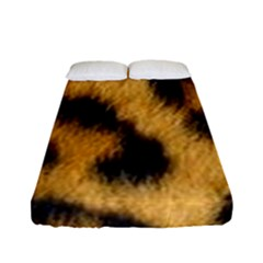 Animal Print 3 Fitted Sheet (full/ Double Size) by NSGLOBALDESIGNS2