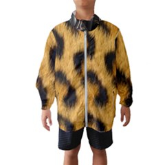 Animal Print 3 Windbreaker (kids) by NSGLOBALDESIGNS2
