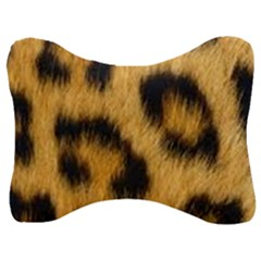 Animal Print 3 Velour Seat Head Rest Cushion by NSGLOBALDESIGNS2