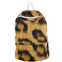 Animal Print 3 Foldable Lightweight Backpack by NSGLOBALDESIGNS2
