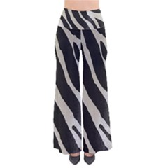 Zebra Print So Vintage Palazzo Pants by NSGLOBALDESIGNS2