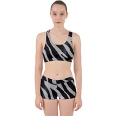 Zebra Print Work It Out Gym Set by NSGLOBALDESIGNS2