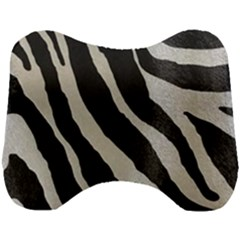Zebra Print Head Support Cushion by NSGLOBALDESIGNS2