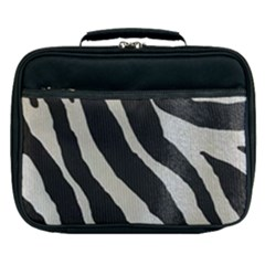 Zebra Print Lunch Bag by NSGLOBALDESIGNS2
