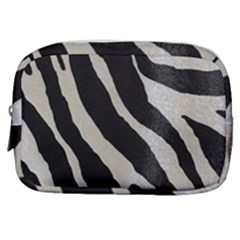 Zebra Print Make Up Pouch (small)