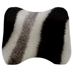 Stella Animal Print Velour Head Support Cushion by NSGLOBALDESIGNS2