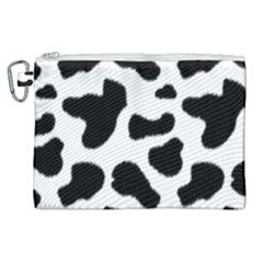 Cheetah Print Canvas Cosmetic Bag (xl) by NSGLOBALDESIGNS2
