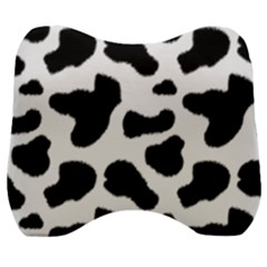 Cheetah Print Velour Head Support Cushion by NSGLOBALDESIGNS2