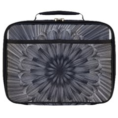 Sunflower Print Full Print Lunch Bag by NSGLOBALDESIGNS2
