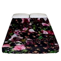 Victoria s Secret One Fitted Sheet (queen Size) by NSGLOBALDESIGNS2
