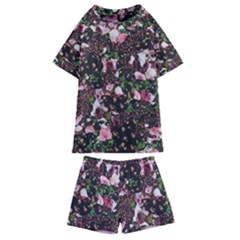 Victoria s Secret One Kids  Swim Tee And Shorts Set
