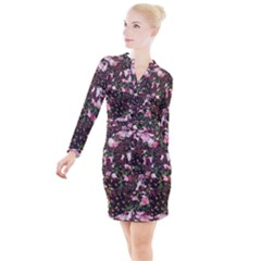 Victoria s Secret One Button Long Sleeve Dress by NSGLOBALDESIGNS2