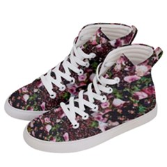 Victoria s Secret One Women s Hi Top Skate Sneakers by NSGLOBALDESIGNS2