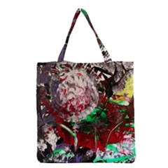 Dedelion Grocery Tote Bag by bestdesignintheworld