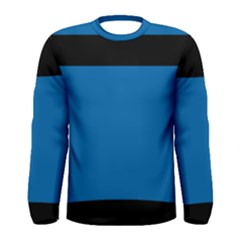 Ghost Gear   Sci Beta   Men s Long Sleeve Tee by GhostGear