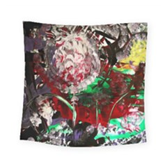 Dedelion Square Tapestry (small) by bestdesignintheworld
