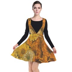 Yellow Zinnias Other Dresses