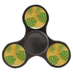 Leaf Leaves Nature Green Autumn Finger Spinner by Samandel
