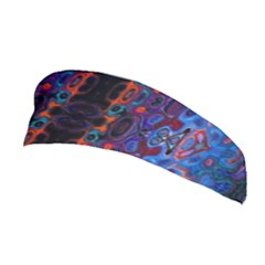 Kaleidoscope Art Pattern Ornament Stretchable Headband