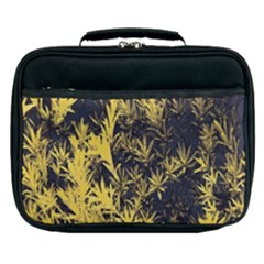 Artistic Yellow Background Lunch Bag by Samandel