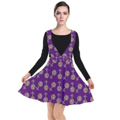 Victorian Crosses Purple Other Dresses