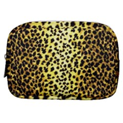 Leopard 1 Leopard A Make Up Pouch (small) by dressshop