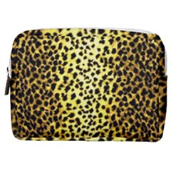 Leopard 1 Leopard A Make Up Pouch (medium) by dressshop