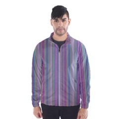 Broken Tv Screen Windbreaker (men) by dressshop