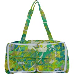 Floral 1 Abstract Multi Function Bag by dressshop