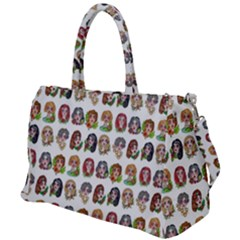All The Pretty Ladies Duffel Travel Bag
