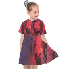 Desert Dreaming Kids  Sailor Dress