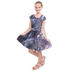 Planetary Kids  Short Sleeve Dress by ArtByAng