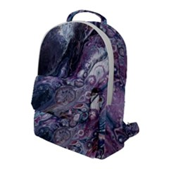 Planetary Flap Pocket Backpack (large) by ArtByAng