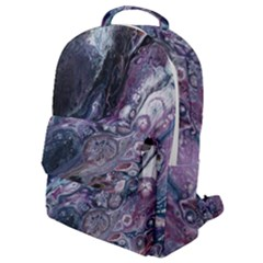 Planetary Flap Pocket Backpack (small)