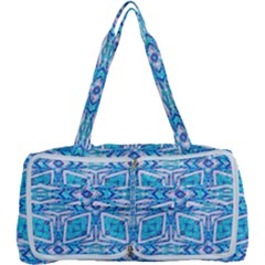 Geometric Doodle 1 Multi Function Bag by dressshop