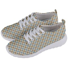 Plaid 2 Men s Lightweight Sports Shoes by dressshop
