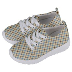 Plaid 2 Kids  Lightweight Sports Shoes by dressshop