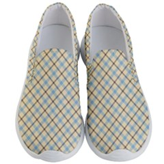 Plaid 2 Men s Lightweight Slip Ons by dressshop