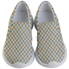 Plaid 2 Kid s Lightweight Slip Ons by dressshop