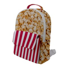 Pop Corn Flap Pocket Backpack (large)