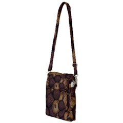 Chocolate Chip Cookies Pattern Multi Function Travel Bag by bloomingvinedesign