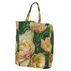 Early Summer Flowers Giant Grocery Tote by bloomingvinedesign