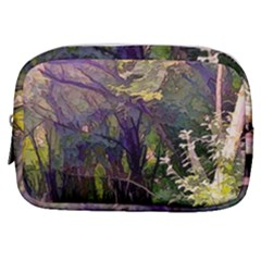 Into Woodlands Make Up Pouch (small) by bloomingvinedesign