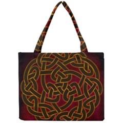 Beautiful Art Pattern Mini Tote Bag