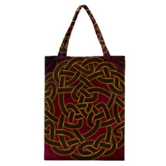 Beautiful Art Pattern Classic Tote Bag