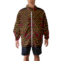 Beautiful Art Pattern Windbreaker (kids)