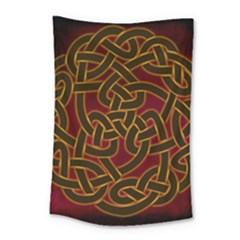 Beautiful Art Pattern Small Tapestry