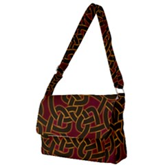 Beautiful Art Pattern Full Print Messenger Bag